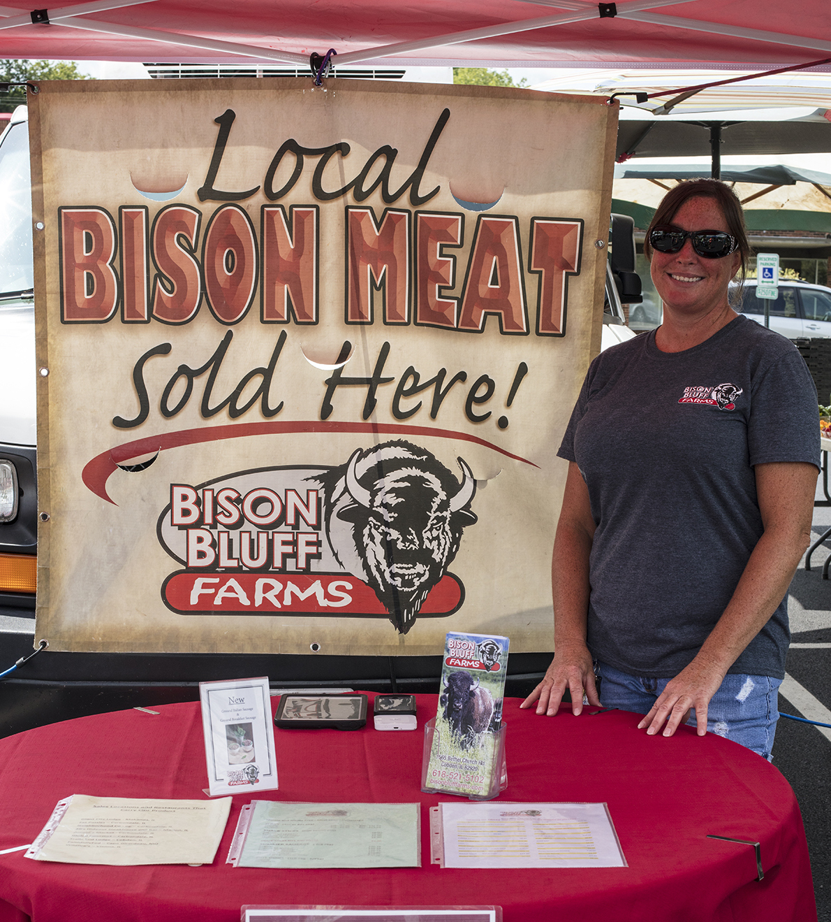 Bison Bluff Farms - Team